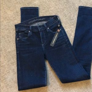 Citizens of Humanity jeans, size 25, dark wash